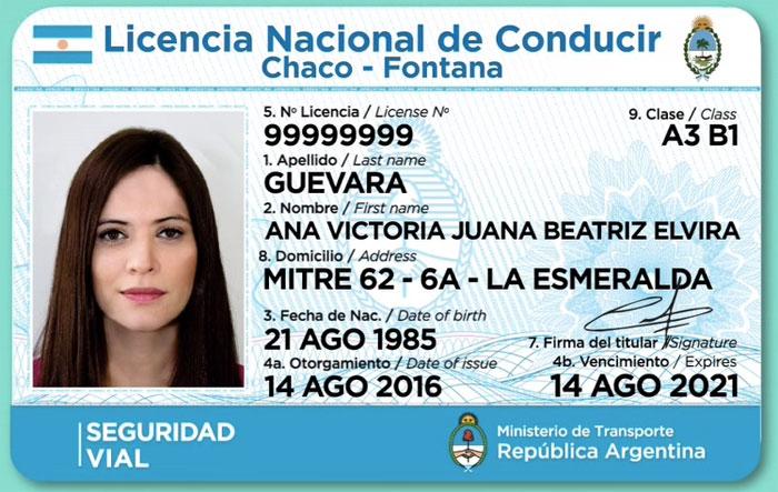 Licencia De Conducir Digital: El Ministerio De Transporte Presentó La Nueva Licencia De