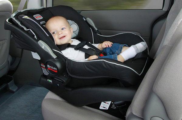Las sillas infantiles reducen en un 70 las lesiones en for Silla de carro para bebe